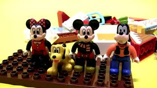 Mickey's Vacation House LEGO DUPLO Disney JR 10889 Building Blocks, New 2019