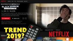 Netflix wird interaktiv | Black Mirror: Bandersnatch | Filmschnack #2