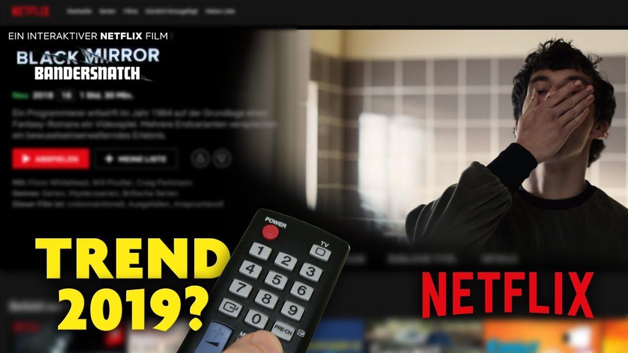 Netflix Interaktiv