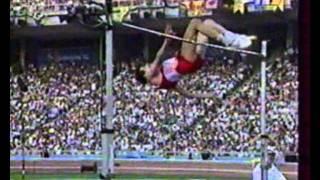 Salto de altura - estilos de salto.wmv