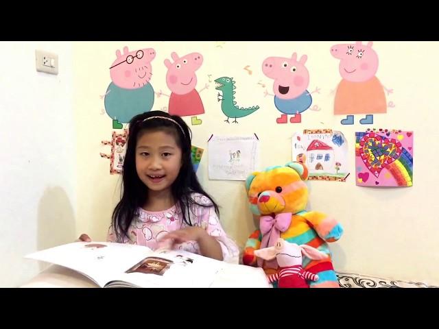 Olivia read aloud by Ioon