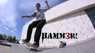 Hamm3r! FULL skateboard movie