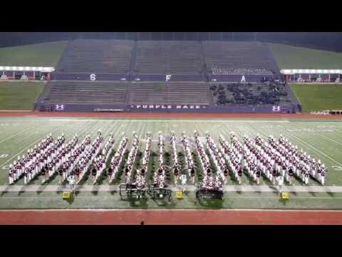 Whitehouse High School Band - 2018 UIL Region 21 Marching Band Contest