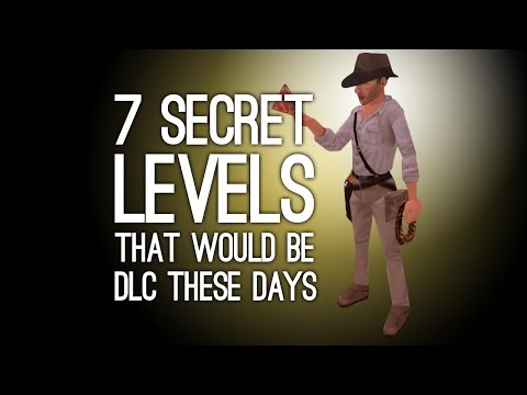 7 Secret Levels That Would Be DLC These Days