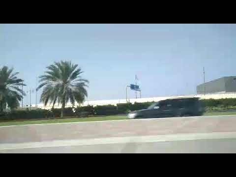 Oman timelapse ghubra to ministry of transport