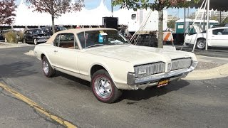 1967 Mercury Cougar XR-7 / XR7 on My Car Story with Lou Costabile