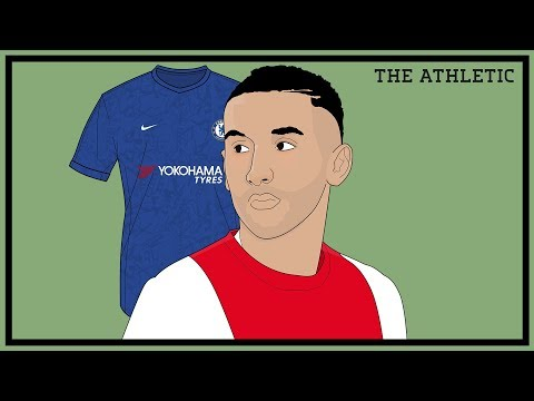 How Chelsea Signed Ziyech, Without Much Competition