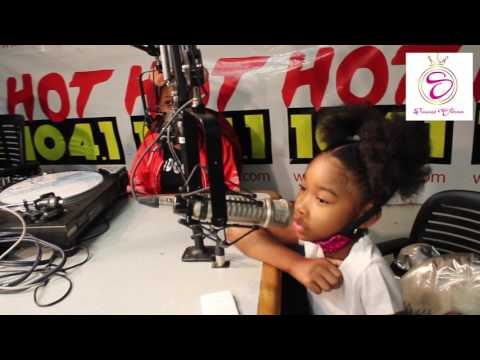 Princess Stormm Interviews St.Louis Rappers Kid Goalss