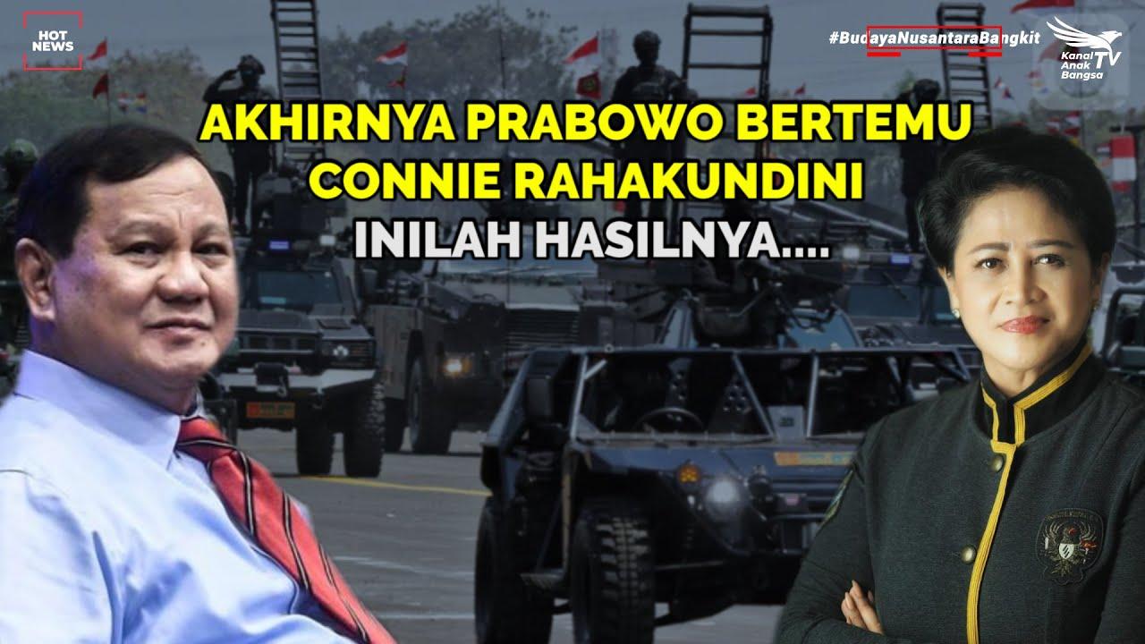 Download AKHIRNYA PRABOWO BERTEMU CONNIE RAHAKUNDINI. INILAH HASILNYA....