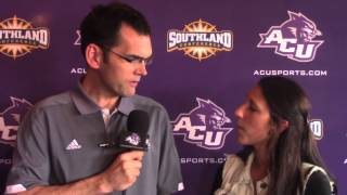 ACU Soccer Interviews: Casey Wilson and Jacey Ferrara