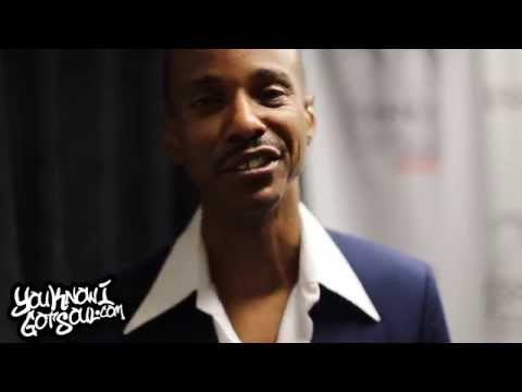 Tevin Campbell Interview - Return to Music and New Album Mp3