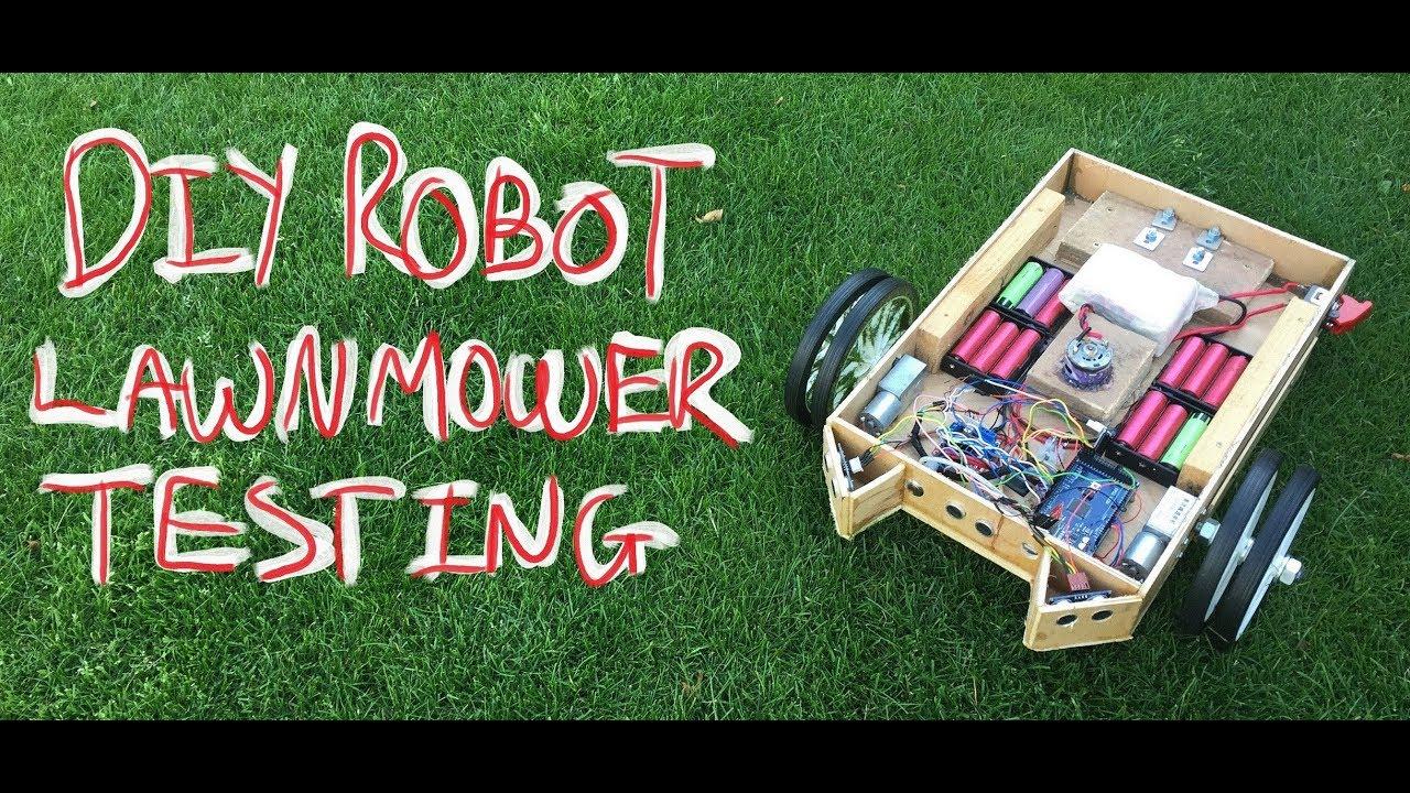 Robot Lawnmower PT26