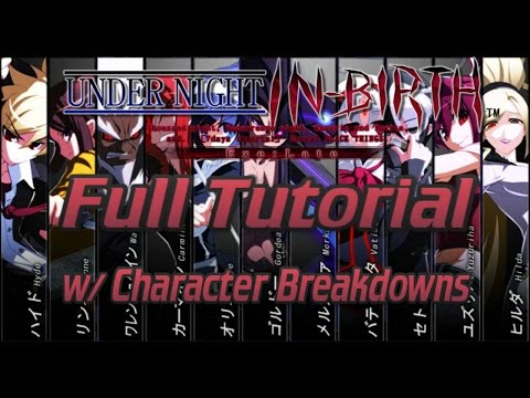 UNIEL - Full Tutorial w/ Character Breakdowns