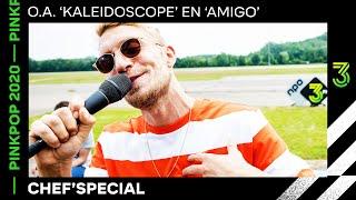 Chef'Special live op (een leeg) Pinkpop 2020 | Festivalzomer 2020 | NPO 3FM