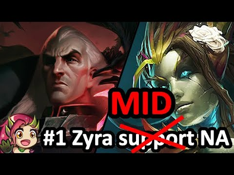 An ACTUAL mid difference (Zyra mid vs. Swain)