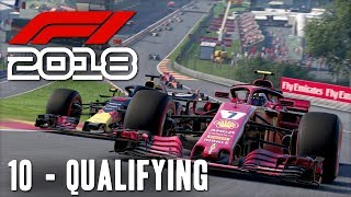 F1 2018 Multiplayer w/ Beef & Cone [19] Forced Downforce