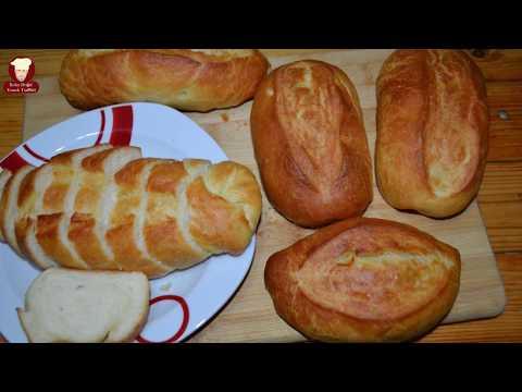 EVDE MİNİK SOMUN EKMEK TARİFİ (Turkish-style bread)
