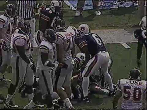 Ole Miss Rebels @ Auburn Tigers | 9-19 | 09-13-1997 | College Football