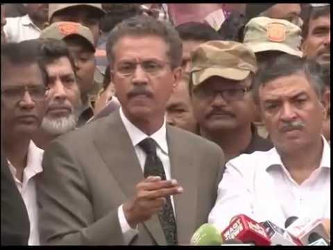 ایم کیو ایم کا نہیں کراچی کا میئر ہوں ، وسیم اختر