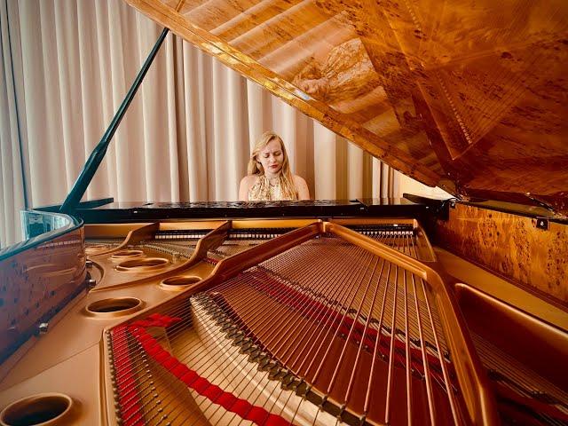 F. Chopin: Étude Op. 10, No. 10, in A♭ major - Kseniia Vokhmianina, piano