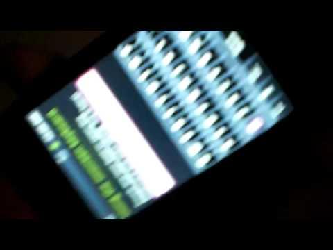 T-Mobile Pulse teszt - 1. Képernyő elnemforgatás