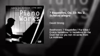 7 Bagatelles, Op. 33: No. 2. Scherzo allegro