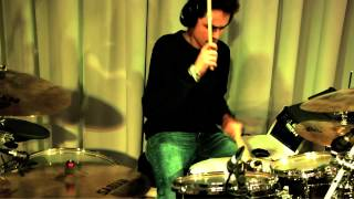 Yellow Claw - Till It Hurts (Drum Cover) ft. Ayden