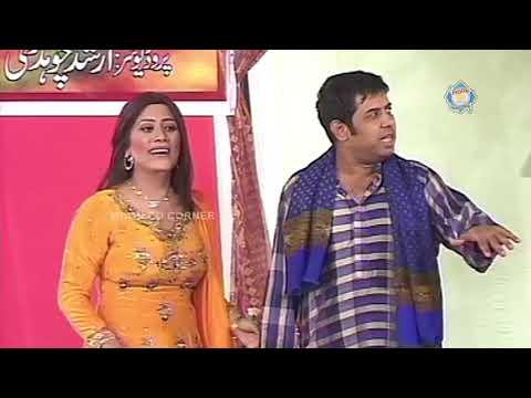 Best Of Naseem Vicky New Pakistani Stage Drama Comedy Funny Clip