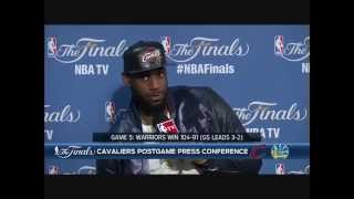"""Lebron james """"i'm the best player in the world"""" compilation/vine"""