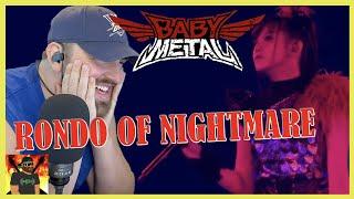 Easily My Favorite!! | Babymetal - Rondo Of Nightmare (Mischiefs of God