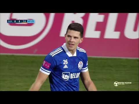 Slaven Belupo Sibenik Goals And Highlights