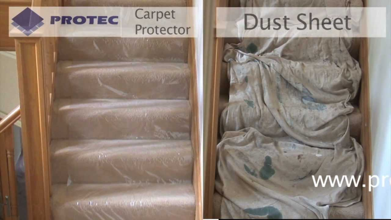 Carpet Protector From Protec To Protect From Dust Dirt