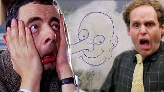 Art DISASTER | Bean Movie | Funny Clips | Mr Bean Official