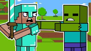 Block Squad: Survival Compilation | Minecraft Animation