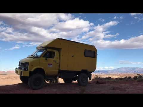 Overland truck FOR SALE - Interior Tour