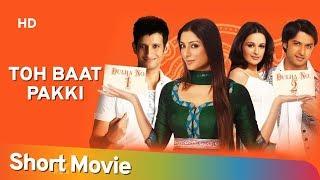 Toh Baat Pakki (2010) (HD) | Tabu | Sharman Joshi | Vatsal Seth | Hindi Full Movie in 15 Mins
