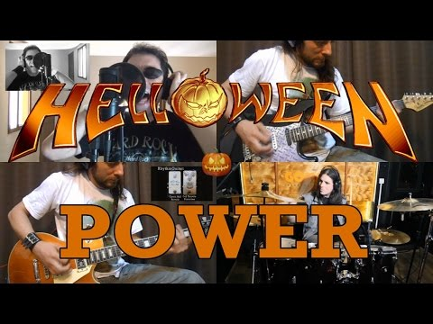 Power (Helloween) - R Cordeiro L Wasques C Gaona