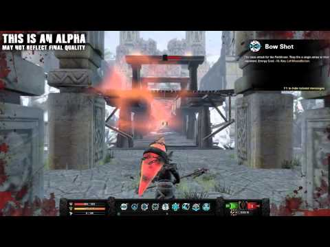Forge: PAX Prime 2012 Alpha Gameplay