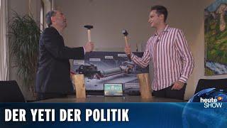 Fabian Köster trifft das Hirn von Markus Söder: Hubert Aiwanger