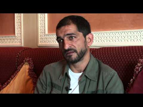 Egyptian actor Amr Waked on the need to  kindness