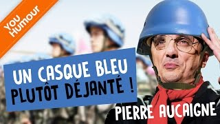 Video Pierre Aucaigne, un casque bleu plutôt déjanté ! download MP3, 3GP, MP4, WEBM, AVI, FLV Oktober 2017