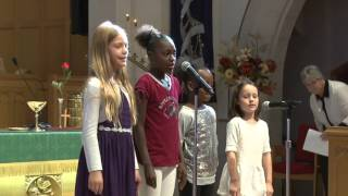 11_8_2015 Agape Childrens Choir