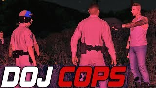 Dept. of Justice Cops #727 - Situational Control