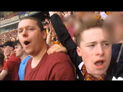 SCOTTISH CUP FINAL VLOG!! Motherwell v Celtic #200 (19/05/2018)