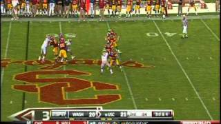 USC QB #7 Matt Barkley Highlights 2010
