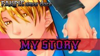 Fan fic Amor Doce- MY STORY -episódio 5-(Castiel)