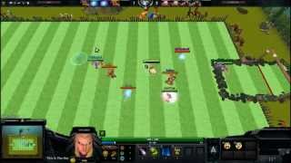 Admiral Bulldog Plays Dota Strikers With 7ckngmad