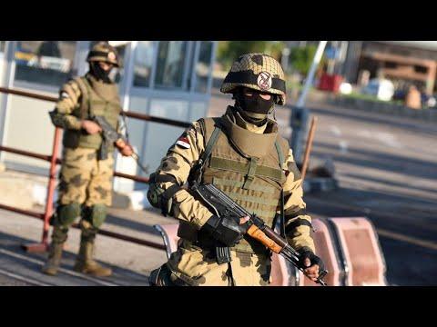 الجيش المصري يعلن نتائج عمليته الكبرى -سيناء 2018-  - نشر قبل 8 ساعة