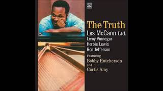 LES McCANN PLAYS THE TRUTH, 1960 (Full Album +)