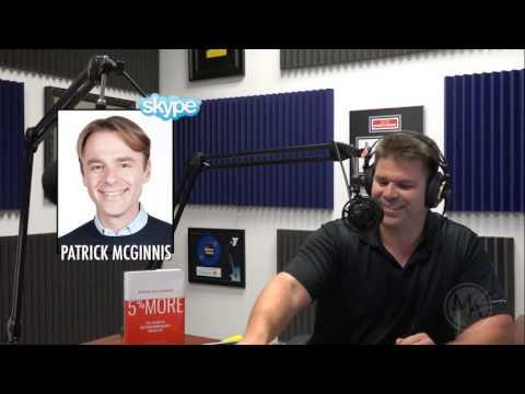 Alden Interviews Author Patrick McGinnis